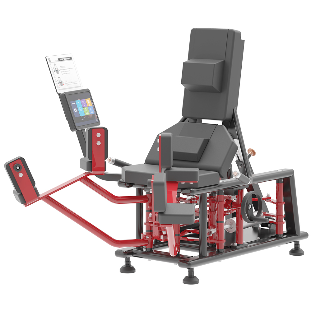 IRAP1508 intelligent adjustable air resistance leg adduction trainer